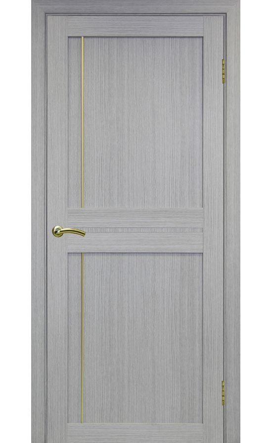 Дверь Оптима Порте - Турин 523 АПП Молдинг SG (дуб серый) в Симферополе