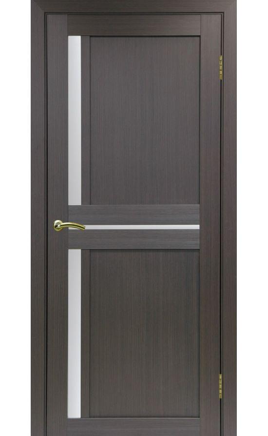 Дверь Оптима Порте - Турин 523 (венге, стекло) в Симферополе