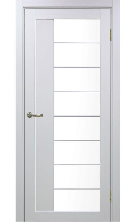 Дверь Оптима Порте - Турин 524 АСС Молдинг SC (белый) в Симферополе