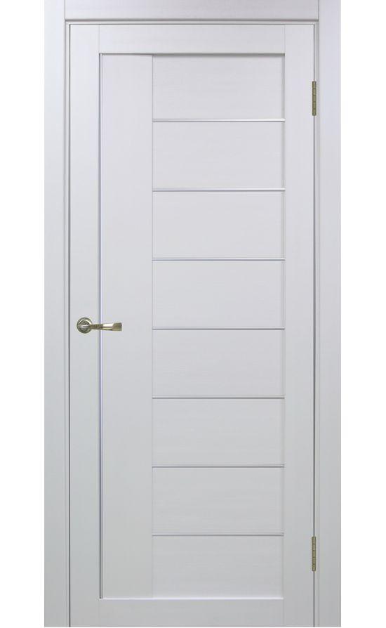 Дверь Оптима Порте - Турин 524 АПП Молдинг SC (белый) в Симферополе