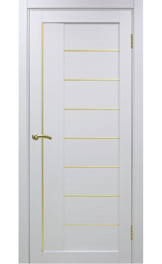 Дверь Оптима Порте - Турин 524 АПП Молдинг SG (белый) в Симферополе