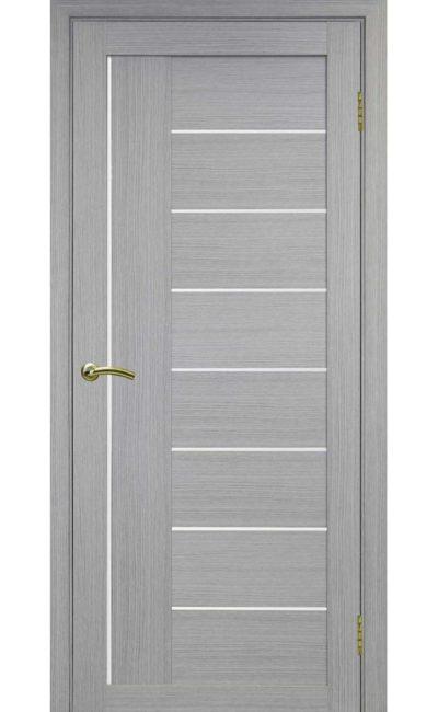 Дверь Оптима Порте - Турин 524 (дуб серый) в Симферополе