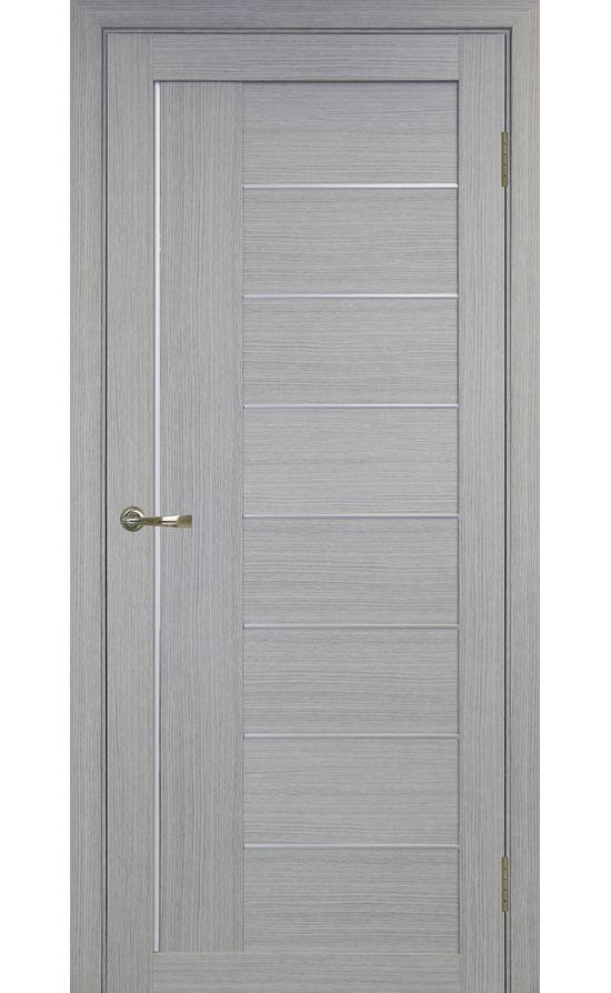 Дверь Оптима Порте - Турин 524 АПП Молдинг SC (дуб серый) в Симферополе