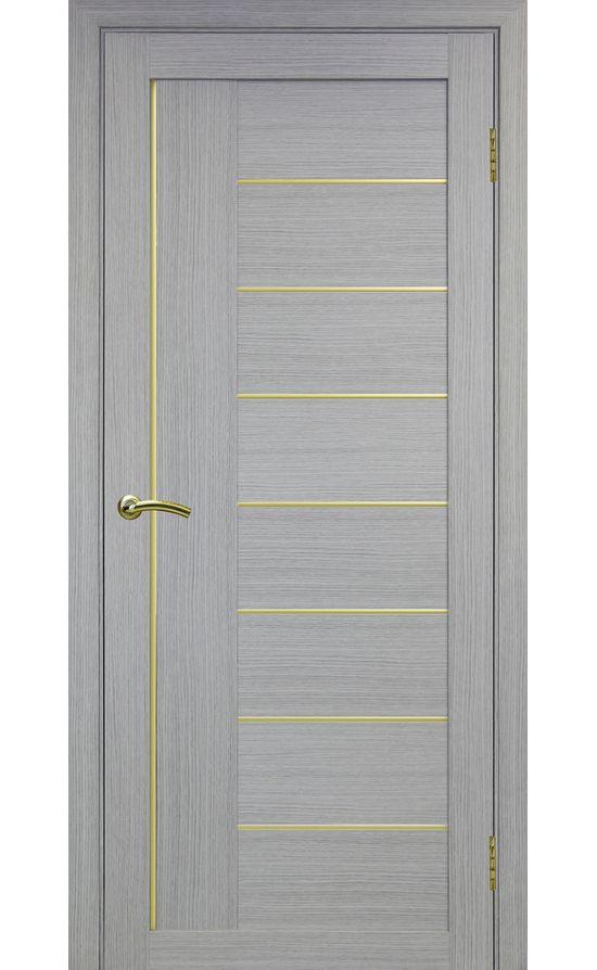 Дверь Оптима Порте - Турин 524 АПП Молдинг SG (дуб серый) в Симферополе