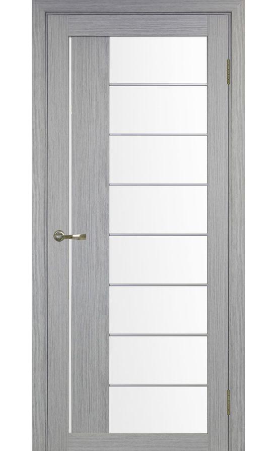 Дверь Оптима Порте - Турин 524 АСС Молдинг SC (дуб серый) в Симферополе