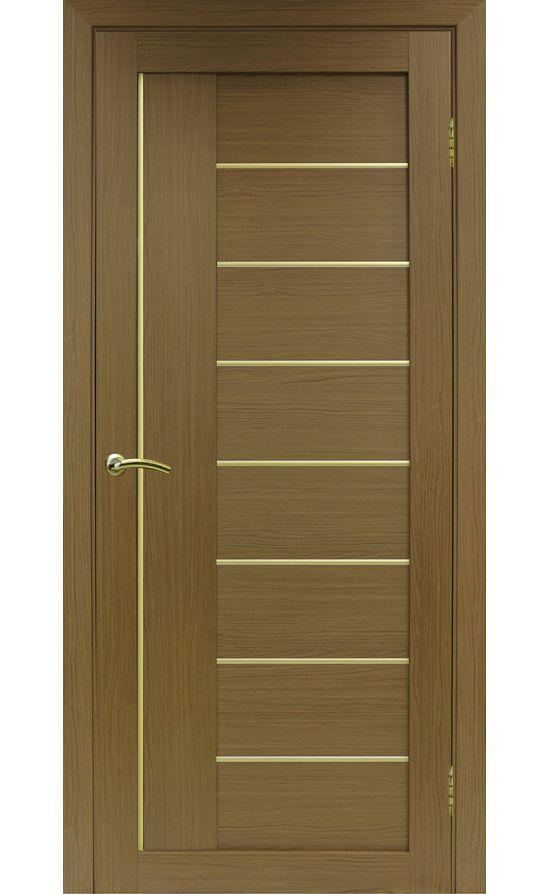 Дверь Оптима Порте - Турин 524 АПП Молдинг SG (орех) в Симферополе