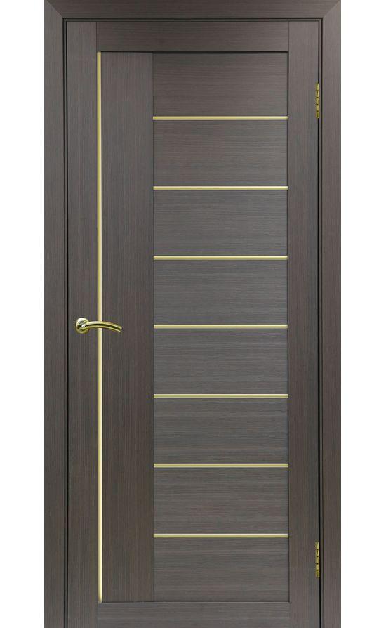Дверь Оптима Порте - Турин 524 АПП Молдинг SG (венге) в Симферополе
