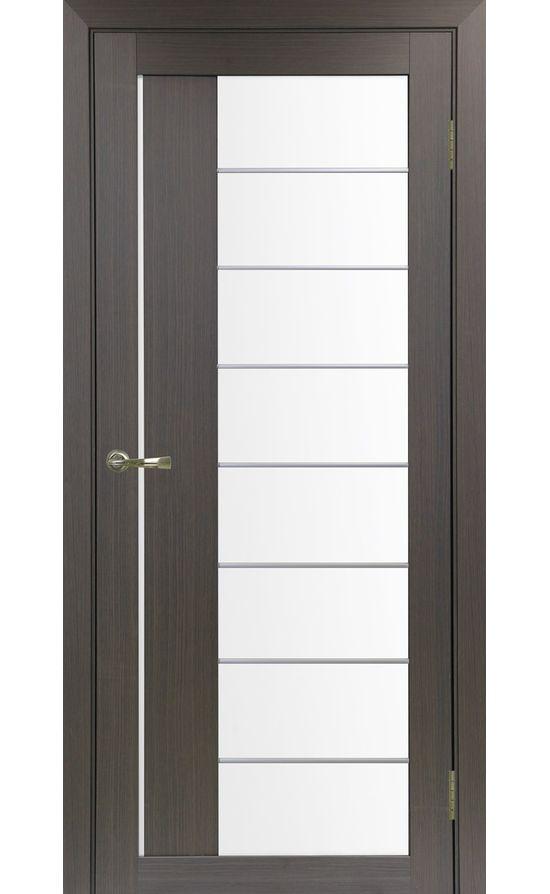 Дверь Оптима Порте - Турин 524 АСС Молдинг SC (венге) в Симферополе