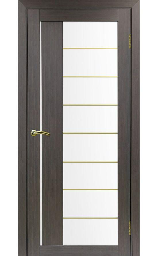 Дверь Оптима Порте - Турин 524 АСС Молдинг SG (венге) в Симферополе