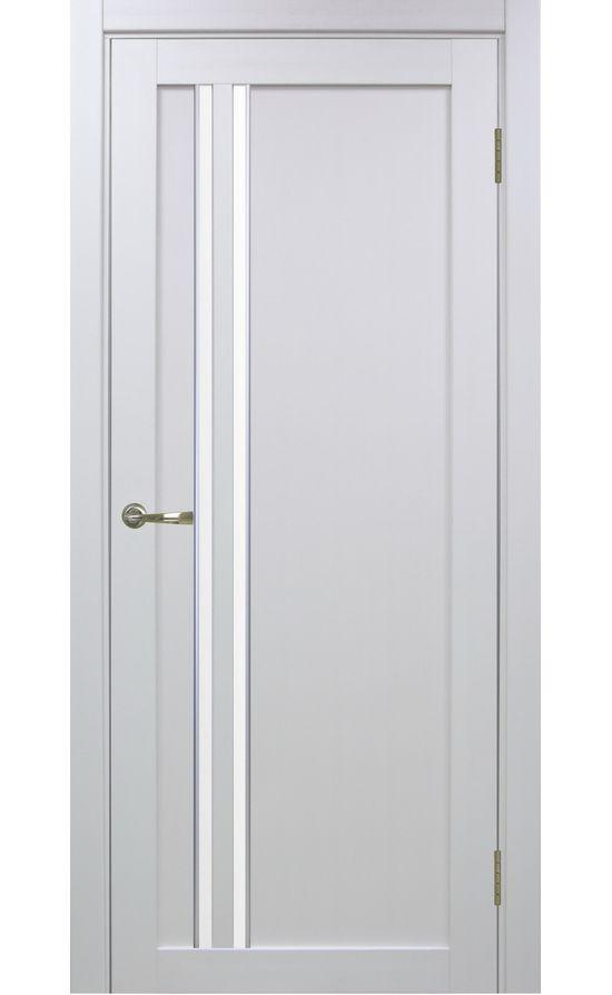 Дверь Оптима Порте - Турин 525 АПС Молдинг SC (белый) в Симферополе