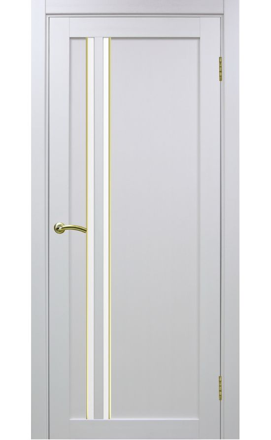 Дверь Оптима Порте - Турин 525 АПС Молдинг SG (белый) в Симферополе