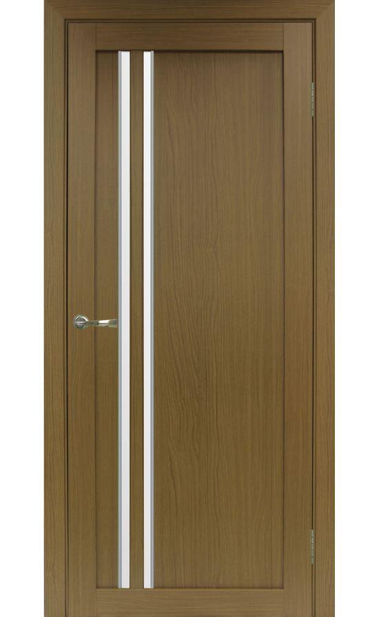 Дверь Оптима Порте - Турин 525 АПС Молдинг SC (орех) в Симферополе