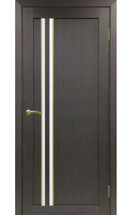 Дверь Оптима Порте - Турин 525 АПС Молдинг SG (венге) в Симферополе