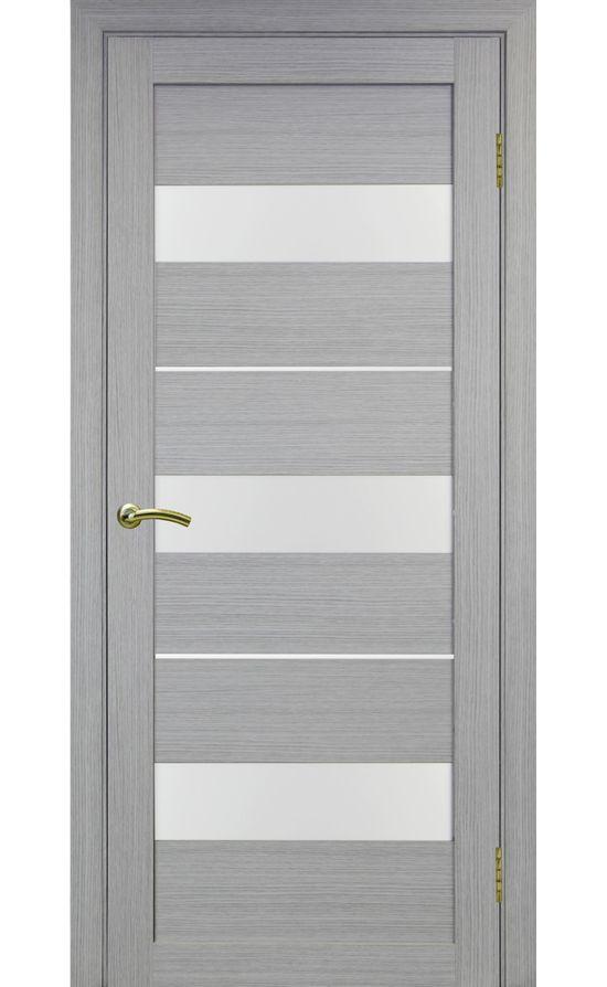 Дверь Оптима Порте - Турин 526 (дуб серый) в Симферополе