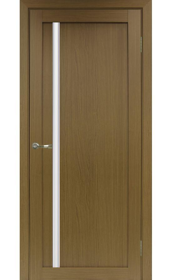 Дверь Оптима Порте - Турин 527 АПС Молдинг SC (орех) в Симферополе