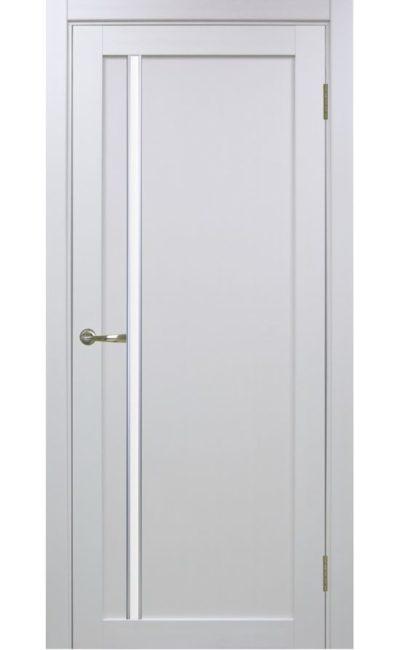 Дверь Оптима Порте - Турин 527 АПС Молдинг SC (белый) в Симферополе