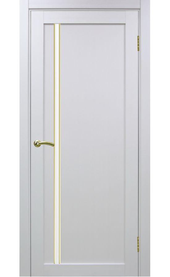 Дверь Оптима Порте - Турин 527 АПС Молдинг SG (белый) в Симферополе