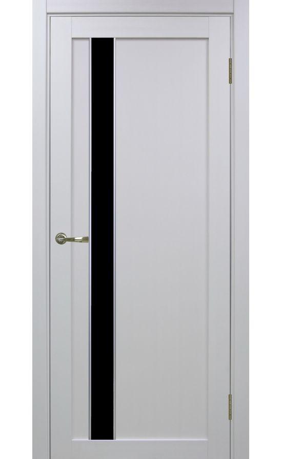 Дверь Оптима Порте - Турин 528 АПП Молдинг SC (белый) в Симферополе