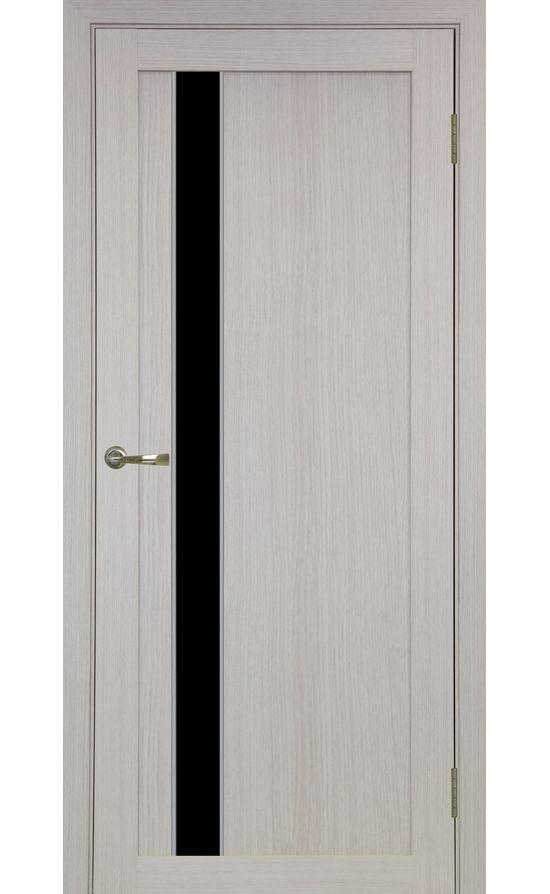 Дверь Оптима Порте - Турин 528 АПП Молдинг SC (дуб беленый) в Симферополе