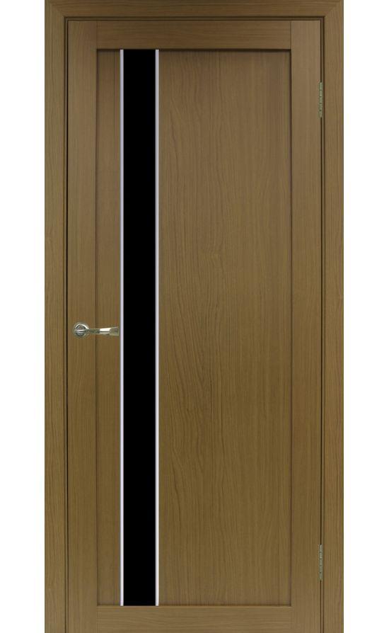 Дверь Оптима Порте - Турин 528 АПП Молдинг SC (орех) в Симферополе