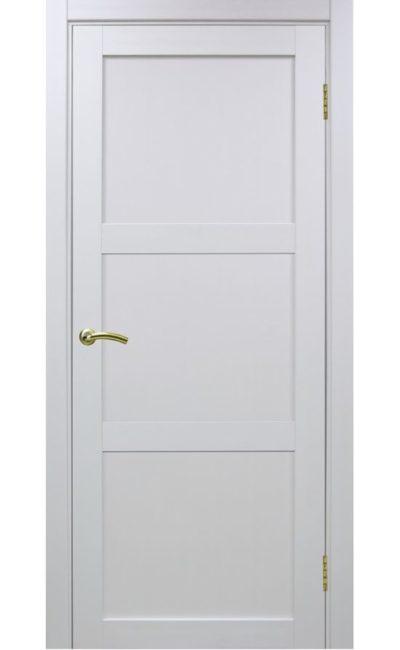 Дверь Оптима Порте - Турин 530 (белый) в Симферополе