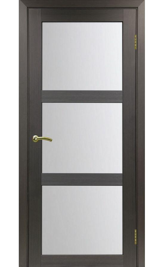 Дверь Оптима Порте - Турин 530 (венге, стекло) в Симферополе