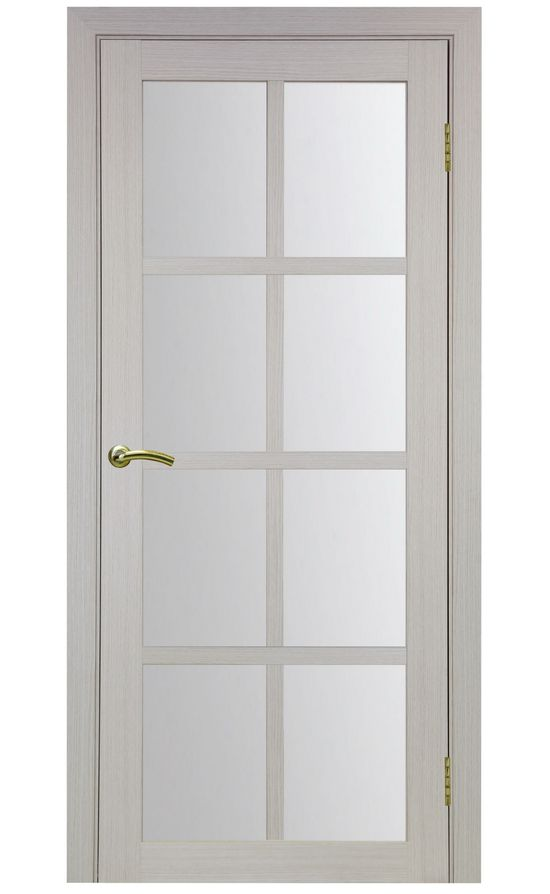 Дверь Оптима Порте - Турин 541 (дуб беленый) в Симферополе