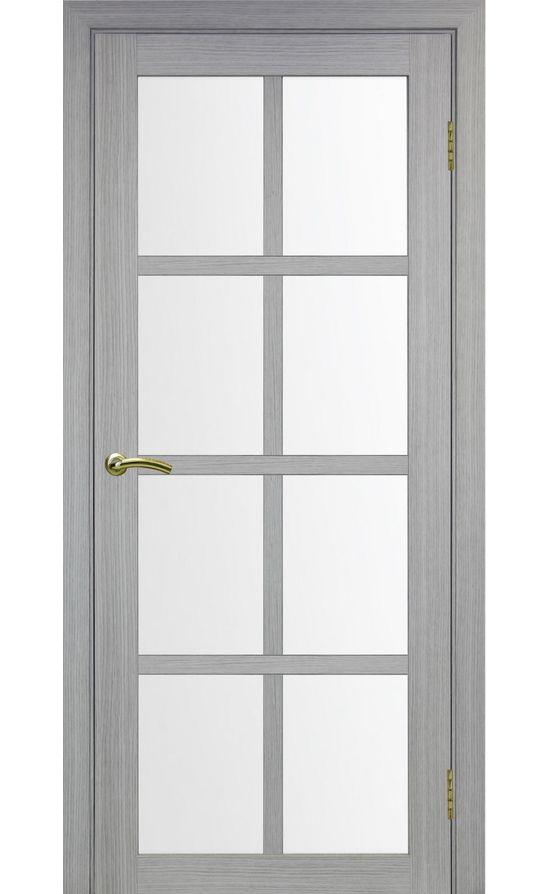 Дверь Оптима Порте - Турин 541 (дуб серый) в Симферополе