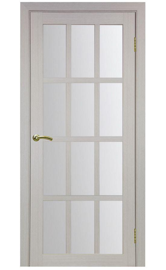 Дверь Оптима Порте - Турин 542 (дуб беленый) в Симферополе