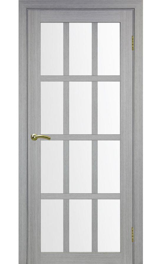 Дверь Оптима Порте - Турин 542 (дуб серый) в Симферополе