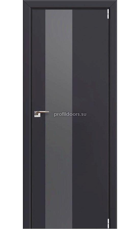 Двери Профильдорс, модель 5E антрацит серебрянный лак (Серия E MAT) в Крыму
