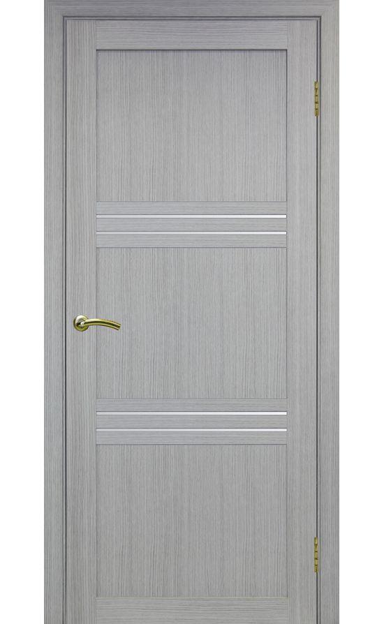 Дверь Оптима Порте - Турин 553 (дуб серый) в Симферополе