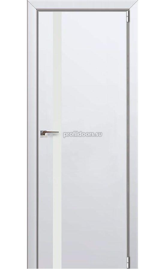 Двери Профильдорс, модель 6E аляска белый лак (Серия E MAT) в Крыму