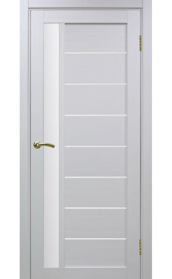 Дверь Оптима Порте - Турин 554 (белый) в Симферополе