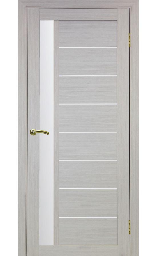 Дверь Оптима Порте - Турин 554 (дуб беленый) в Симферополе