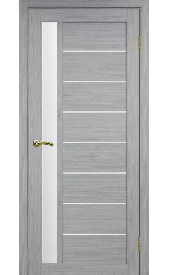 Дверь Оптима Порте - Турин 554 (дуб серый) в Симферополе