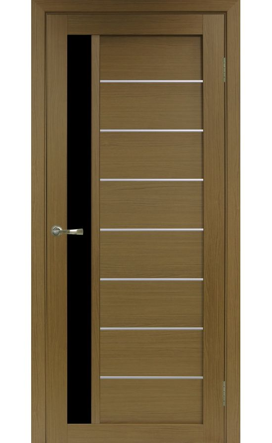 Дверь Оптима Порте - Турин 554 АПП Молдинг SC (орех) в Симферополе