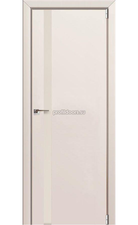 Двери Профильдорс, модель 6E магнолия сатинат перламутр (Серия E MAT) в Крыму