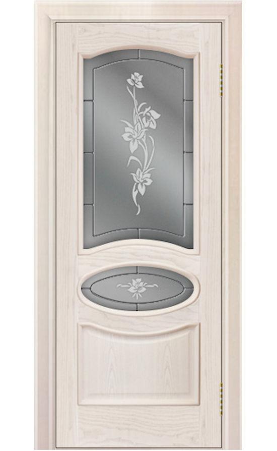 Двери ЛайнДор - Оливия Тон 27 Жемчуг стекло