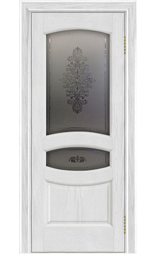 Двери ЛайнДор - Алина 2 Тон 38 стекло