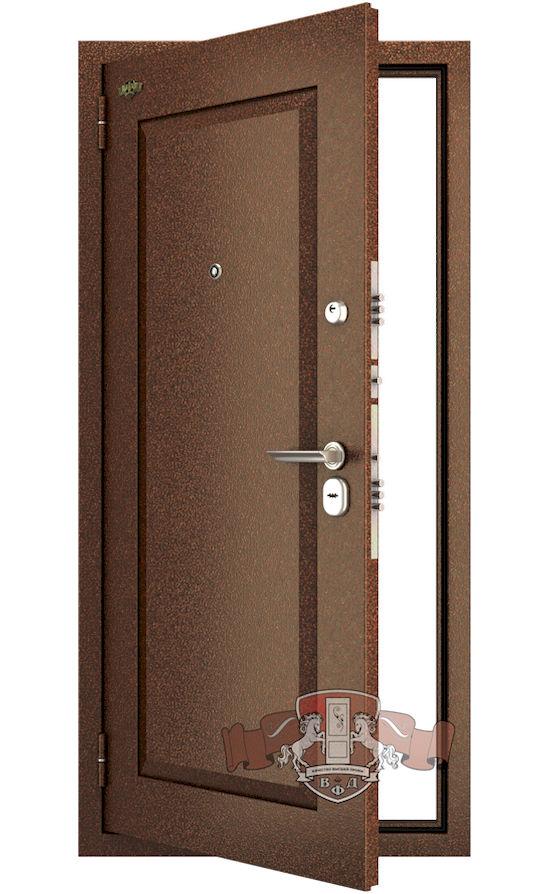 Дверь Комфорт, цвет антик медь в Симферополе