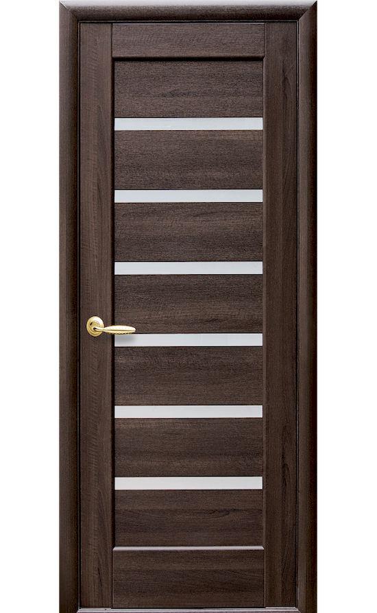 Купить двери Линнея (каштан) в Симферополе