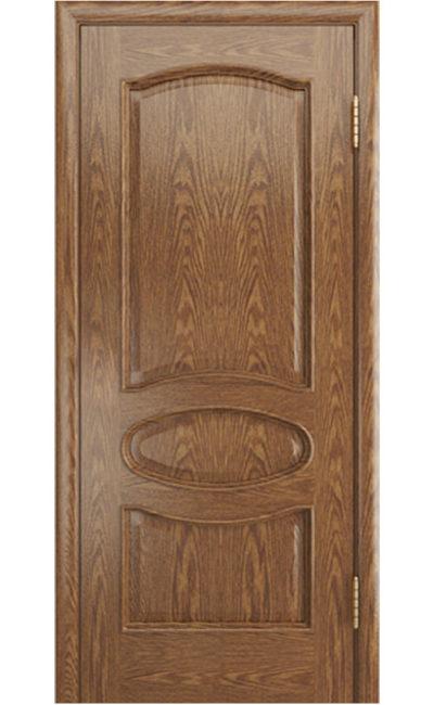 Двери ЛайнДор - Оливия-Л Тон 45 Дуб натуральный