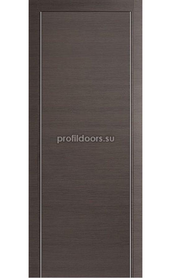 Двери Профильдорс, модель 1Z грей кроскут (серия Z MAT) в Крыму