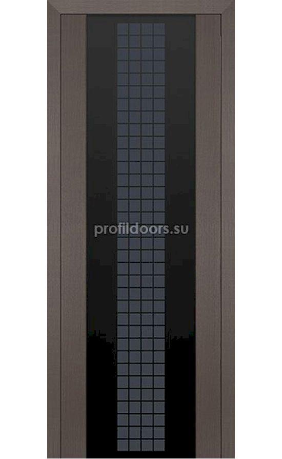 Двери Профильдорс, модель 8Х грей мелинга, стекло futura (X Модерн) в Крыму