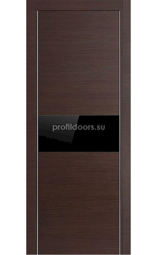 Двери Профильдорс, модель 4Z венге черный, глянцевый лак (серия Z) в Крыму