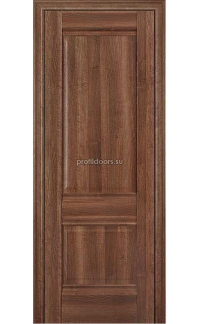 Двери Профильдорс, модель 1Х Орех сиена, глухая (х классика) в Крыму