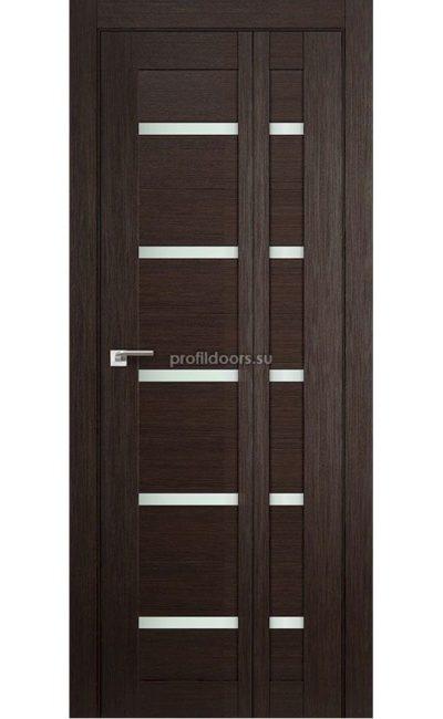 Двери Профильдорс, модель книжка 7Х венге мелинга, мателюкс (X Модерн) в Крыму