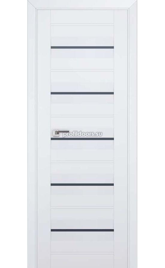 Двери Профильдорс, модель 48u аляска графит (U модерн) в Крыму