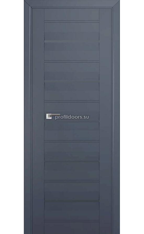 Двери Профильдорс, модель 48u антрацит графит (U модерн) в Крыму